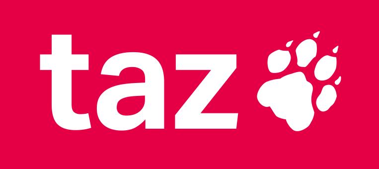 Logo taz
