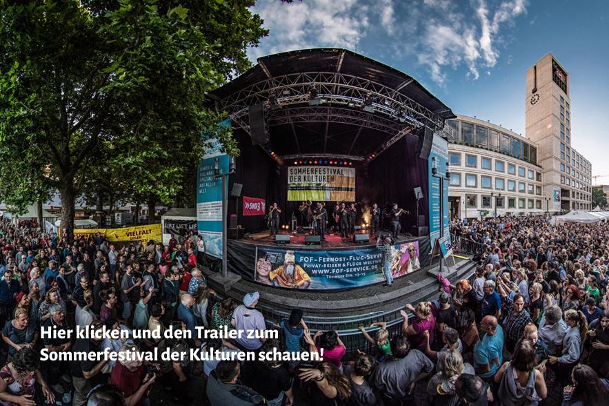 Sommerfestival-Trailer